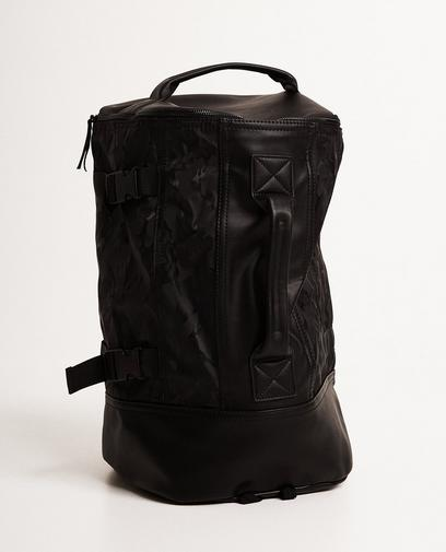 Zwarte sporttas